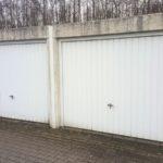Garage zum mieten